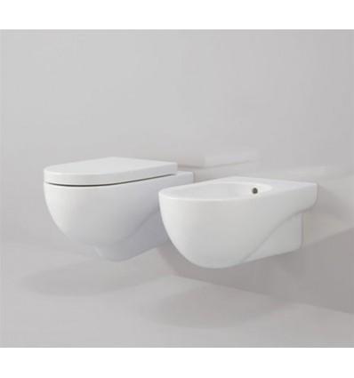 AZZURRA MININUVOLA SOSPESA WC+BIDET+COPRIVASO TERMOIND.AVVOLG.1°SCELTA
